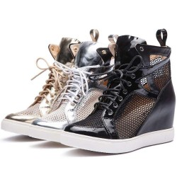 Lace-up shoes fall before autumn applicable wedge shoes lady shoes low price promotion new style brand shoes
