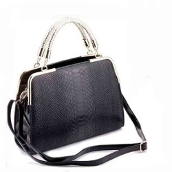 Balei Si [good quality] new fashion handbags ladies bag bag crocodile bag promotional discounts