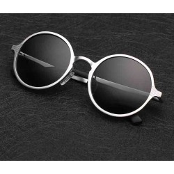 8552 special materials round glasses polarized sunglasses driving sunglasses driving mirror promotional discounts
