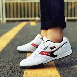 Fast shipping autumn and winter new style men's shoes fashion shoes slip shoes promotional students