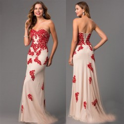 Low-cut lace dress upscale discount Color can be customized handmade dress party banquet evening dress