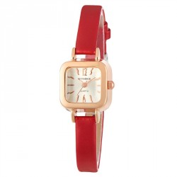 Ms. popular fashion watch Small Square student fashion watch brands quartz material quick sale discount hot models