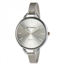 Promotional popular alloy belt ladies watches quartz watches hot sale promotional material for quick sale