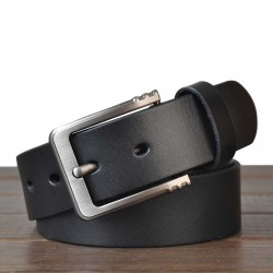 Brand promotion autumn and winter business men to take the lead layer of leather belt top material leather belt men's belt leisure wild