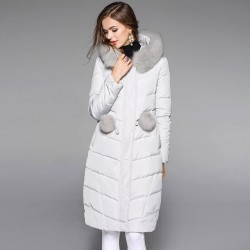 Autumn popular new models in Europe and the US market, international brands of high-end women's Down fast delivery