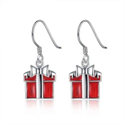 Christmas theme gift ideas creative jewelry earrings US market European market of international brand jewelry fashion hot sale and good quality