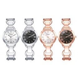 Popular Alloy Belt Ladies Quartz Women's Dress Watch