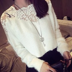 Coco Women Lace Sweater