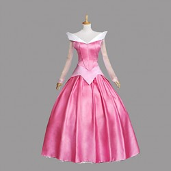 Cosplay Disney & #039;S Sleeping Beauty Princess Aurora Dress