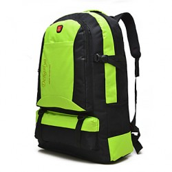 Unisex Nylon Sports/Outdoor Sports & Leisure Bag/Travel Bag- Green/Orange/Red/Black