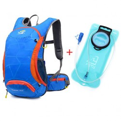 15L L Backpack/Hiking & Backpacking Pack/Rucksack/Cycling Backpackcamping & Hiking/Riding Bag With Water Bag