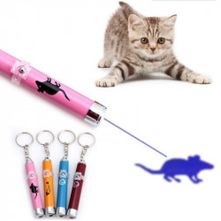 Creative Pet Cat Toys LED Laser Pointer