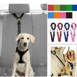 Adjustable Pet Dog Car Seat Belt.
