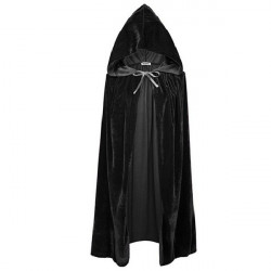 Unisex Cape Robe Gown Movie Cosplay