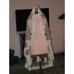 High-quality products and elegant bride Wedding veil lace veil bride essential accessories