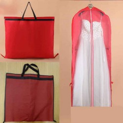Promotional low price high-end wedding dress dust cover dust cover dust jacket low price wedding dress