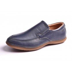 Winter new models in Europe station leather casual shoes men's shoes brand men's shoes low price discount