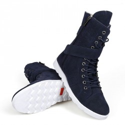 Fast delivery Men's boots Martin boots fashion casual high-top boots non-slip boots Promotions