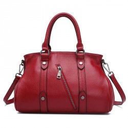 European market and the US market fashion ladies leather header layer leather handbag shoulder bag oblique Ms. shopping bags discount