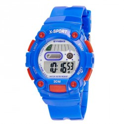 Popular children's gift student watch multifunction electronic watch sports luminous discount low price hot sales