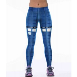 Europe and the United States market, new models of sports pants yoga pants elastic digital 3D printing