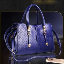 2016 new Ms. package Europe and the United States market fashion bags big bag Messenger bag ladies simple pressure 8 Herringbone Leather brand