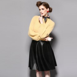 Autumn and winter popular new models in Europe and the US market, international brands of high-end women's suits fast delivery