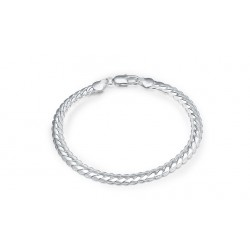 Casting Link Bracelet in Stainless Steel