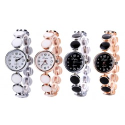Popular Quartz Alloy Watch Students Fashion Watch